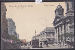 Recuerdo De Buenos Aires (ca 1900) : Avenida Callao (14'756) - Argentine