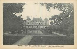 41 SAINT-AMAND-DE-VENDOME CHATEAU LE PLESSIS-SAINT-AMAND  57378 - Altri Comuni