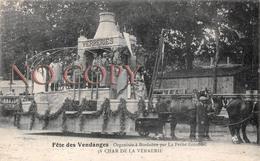 (33) Bordeaux - Fête Des Vendanges - Char De La Verrerie - Bordeaux