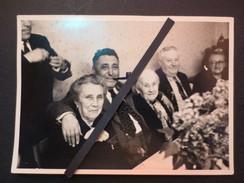 76 Gonneville La Mallet - Repas Des Anciens - Photo Originale - Photographe François Vincent -  Etretat - 1er Mai 1952 - Personas Identificadas