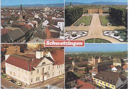 Schwetzingen  - Mehrbild (4)  - **81186** - Schwetzingen