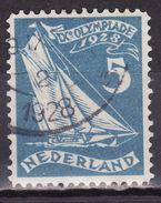 Netherlands 1928 Mi 208  USED - 1891-1948 (Wilhelmine)