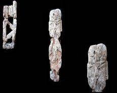 Curieuse Statue De Tanimbar / Interesting Very Old Statue From Tanimbar - Art Asiatique
