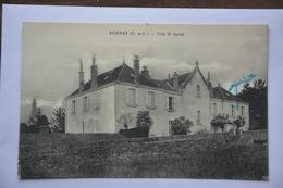 BONNAY-villa St Agnes - France