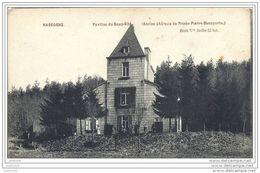 NASSOGNE ..-- Pavillon Du Beau - Site .   Ancien Château Du Prince Pierre Bonaparte . - Nassogne