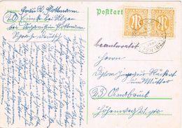 26108. Tarjeta EIMKE (Alemania Ocupacion Zona America Birtanica) 1948 - Zona Anglo-Américan