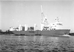 """¤¤   -  Cliché Du Bateau De Commerce """" TRANSEA """"  -  Cargo  -  Voir Description  -  ¤¤ - Commerce"""