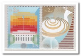 UNO Geneve 2014, Postfris MNH, UNO Buildings - Genève - Kantoor Van De Verenigde Naties