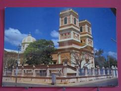 Inde - Pondichery - Eglise Notre Dame Des Anges - Scans Recto-verso - Inde