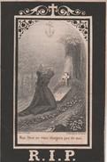 Melsen Gerardus Echtgenoot Verhulst, Antwerpen  °1818   +1871 - Images Religieuses