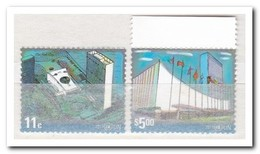 UNO New York 2011, Postfris MNH, UNO Buildings - Ongebruikt