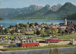 VW Bus T1 Samba,Mercedes Ponton,St.Gilgen,gelaufen - Turismo