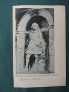 GRAVINA  (bari)  SARCOFAGO ORSINI CHIESA PURGATORIO - VIAGGIATA  1902 - Bari