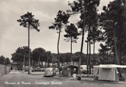 VW Käfer Ovali,Mercedes Ponton,Marina Di Massa,Camping Firenze,gelaufen - Turismo