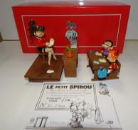 PIXI N° 4786 LE PETIT SPIROU A L'ECOLE N°24/500 Neuf Boite D'origine - Figurines