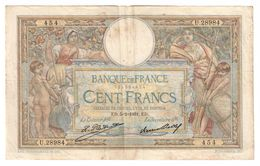 France 100 Francs 05/02/1931 - 1871-1952 Circulated During XXth