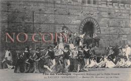(33) Bordeaux - Fête Des Vendanges - Bacchus Triomphant - Bacchus Muratore Sur Son Char - Bordeaux