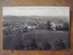 France - Haute Marne - ROCHES SUR ROGNON ( Bettaincourt ) --- Vue Générale --- 1923 - Frankreich