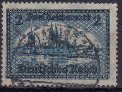 ALEMANIA IMPERIO 1930 Nº 426 USADO - Gebraucht