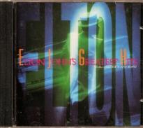 """CD   Elton John   """"  Greatest Hits  1979  à  1987 """"   De  1987  Avec  12  Titres - Music & Instruments"""