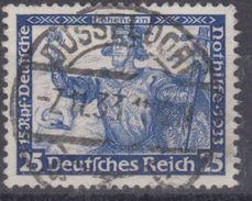 ALEMANIA IMPERIO 1933 Nº 477 USADO - Gebraucht