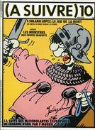 A SUIVRE N° 10  Novembre  1978 - A Suivre