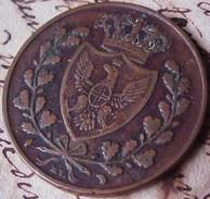 Monnaie ITALIE , 5 CENTESIMI 1826 CARLO FELIX ROI De SARDAIGNE Savoia  TETE AIGLE TURIN OLD ITALY COIN - Piemonte-Sardegna, Savoia Italiana