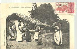 CARD 1916 - Gabon (1886-1936)