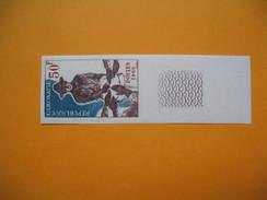 Timbre Non Dentelé   N° 200  Scoutisme  1966 - Gabon
