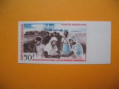Timbre Non Dentelé   N° PA 30  Evolution De La Femme Gabonaise  1964 - Gabon