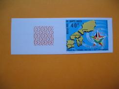 Timbre Non Dentelé   N° 322  15 ème Anniversaire Du Conseil De L' Entente  1974 - Haute-Volta (1958-1984)