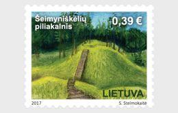 LITHUANIA 2017 Tourism In Lithuania - Mounds - Lithuania