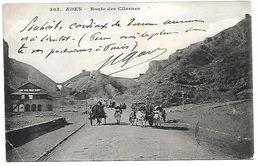 YEMEN - Route Des Citernes - Yémen