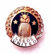 Football/soccer/pin- Quality,vintage (1970 - 80s) - LEEDS UNITED FC ( COFFER LONDON). - Football