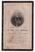 M. L'Abbé Louis Marceille Chamoine Honoraire De Toulouse, De Carthae Et D'Alger . Décédé Le 22/12/1910 - Réf. N°17932 - - Décès