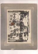 7367 SICILIA FOTOGRAFIA SCOLARESCA CARTONATA 1936 ISTITUTO CUTO' - Foto