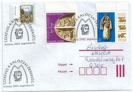 7561 Hungary SPM Religion Abbacy Personality Royalty King Saint Stephen I - Royalties, Royals