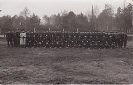 AK Foto Formation Deutsche Soldaten - 1. WK  (31173) - Guerra 1914-18