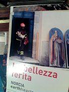 SINA MOSTRA  CAPOLOVORI DELA CITTA DI SAN BENEDETTO  NORCIA  FERITA DAL TERREMOTO N2016 GI17512 - Siena
