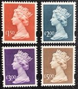 Great Britain 2002  POSTAGE FEE TO BE ADDED ON ALL ITEMS - 1952-.... (Elizabeth II)