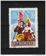 1959 - 15 Anniv. De La Liberation Y&T No 1635 Et Mi No 1792 MNH - Neufs