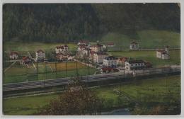 Rodi Stazione - Photo: E. Goetz - TI Tessin