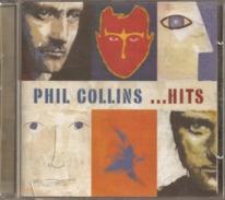 """CD    Phil  Collins  """"  Hits   De  1998   Avec  16  Titres - Music & Instruments"""