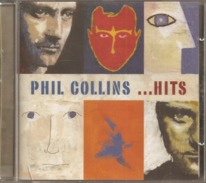 "CD    Phil  Collins  ""  Hits   De  1998   Avec  16  Titres - Other - English Music"