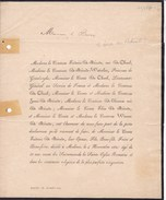 1830 Comte Frédéric De MERODE Décédé à Malines 4 Novembre 1830 Révolution Combat  1792-1830 Bataille Berchem - Obituary Notices