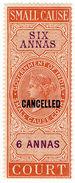 (I.B) India Revenue : Small Cause Court 6a - India (...-1947)