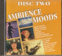 """CD    Ambiance  Moods  """"  Disc  Two  """"     Avec  18  Titres - Música & Instrumentos"""