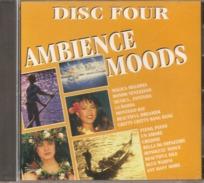 "CD    Ambiance  Moods  ""  Disc  Four  ""   Avec  16  Titres - Sin Clasificación"