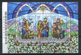 Brazil 2015 Brasil / Christmas MNH Navidad Nöel Weihnachten / Cu5331  40-48 - Christmas