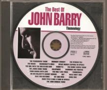 """CD    John  Barry  """"  Le  Best  Of  """"  1997   Avec  23  Titres - Music & Instruments"""